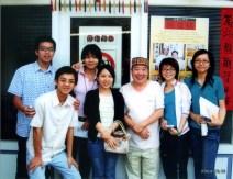 006 輔大學生以金銀紙版畫為題,參加全國提升地方產業計畫,獲得第二名。