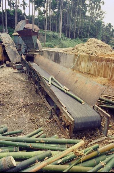 007機械切竹