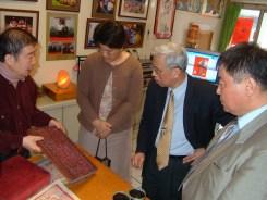 011蒙古教育大學校長訪問團