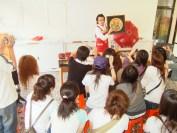 016福祿壽工房帶動竹紙藝術延伸的文化創意產品研發